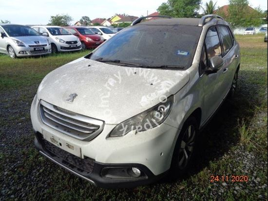 Picture of PEUGEOT 2008 (1598 S.P) JIP
